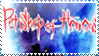 Pet Shop of Horrors Stamp