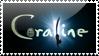 Coraline Stamp by KuroKarasu