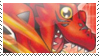 Alpha Evolve Guilmon Stamp by TheLastHetaira