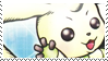 Alpha Evolve Terriermon Stamp by TheLastHetaira