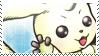 Alpha Evolve Terriermon Stamp