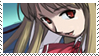 Fujino Stamp the Second by TheLastHetaira