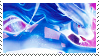 Shining Suicune Stamp. by TheLastHetaira