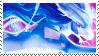 Shining Suicune Stamp. by KuroKarasu