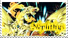 Phoenix of Nephthys Stamp. by KuroKarasu