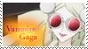Vampire Gaga AKA Chizuru Stamp by KuroKarasu