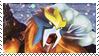 Shiny Entei Stamp 2. by KuroKarasu
