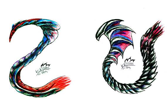 Cobra Kagune AND Kakuja