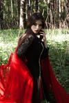 Fantasy 'Black-Red Lady'1