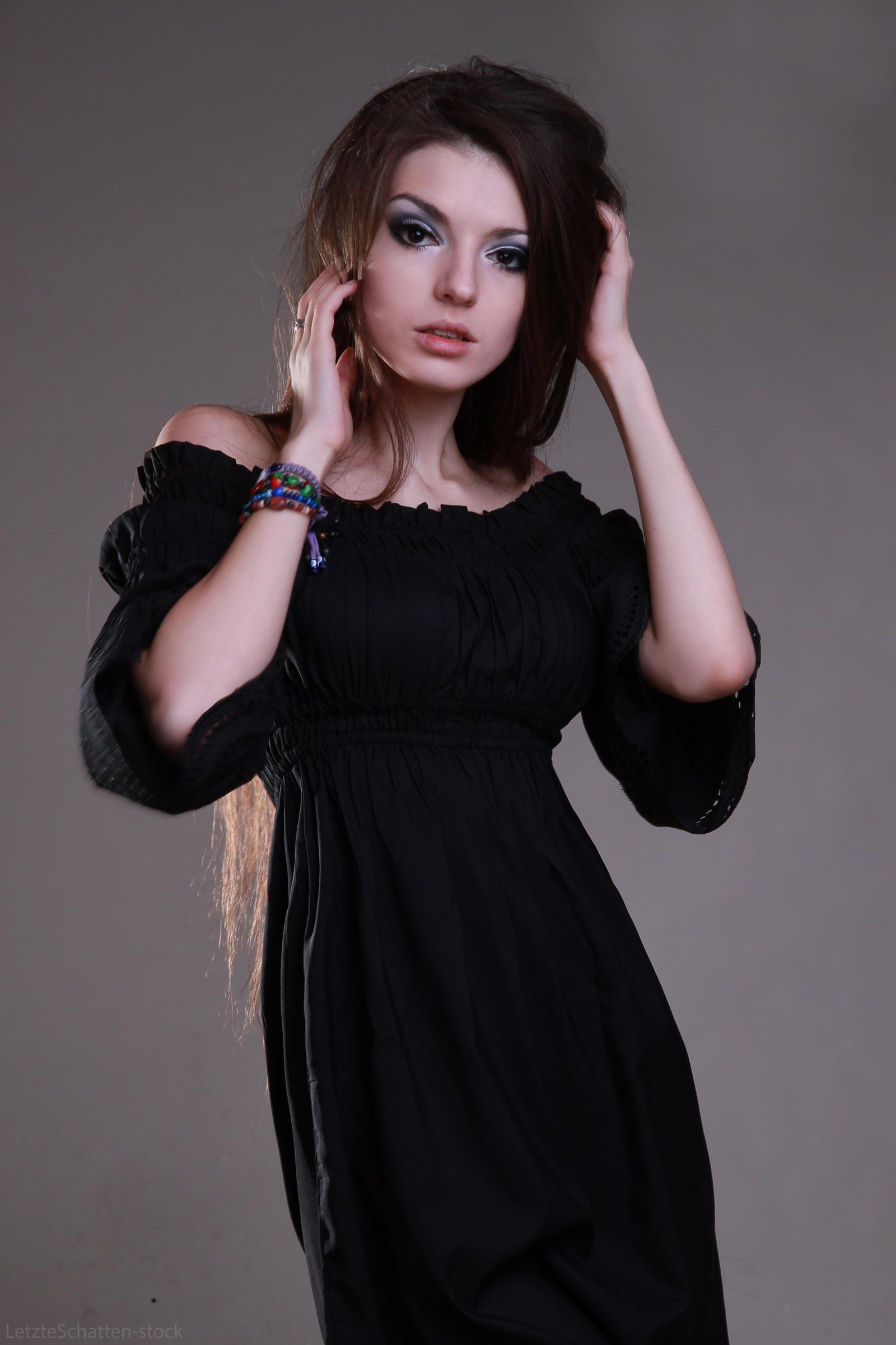 Back in Black 1 by LetzteSchatten-stock