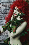 Poison Ivy by MightyRaccoon