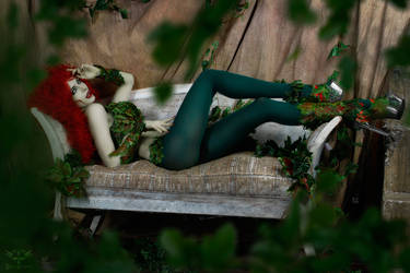 Poison Ivy by MightyRaccoon by LetzteSchatten-stock