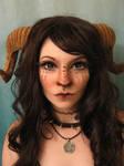 Makeup Test :: Faun 3