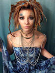 ~::Calypso/Queen of the Sea Makeup::~