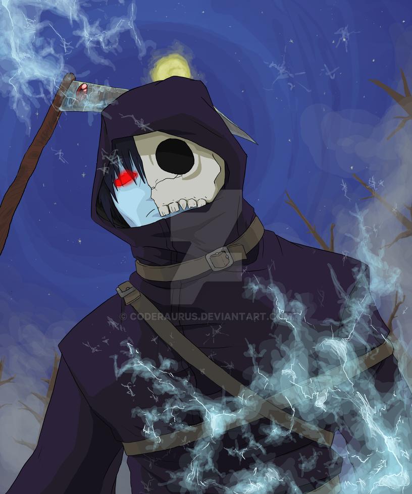 The Reaper by CodeRaurus