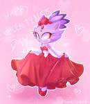 Valentines Blaze