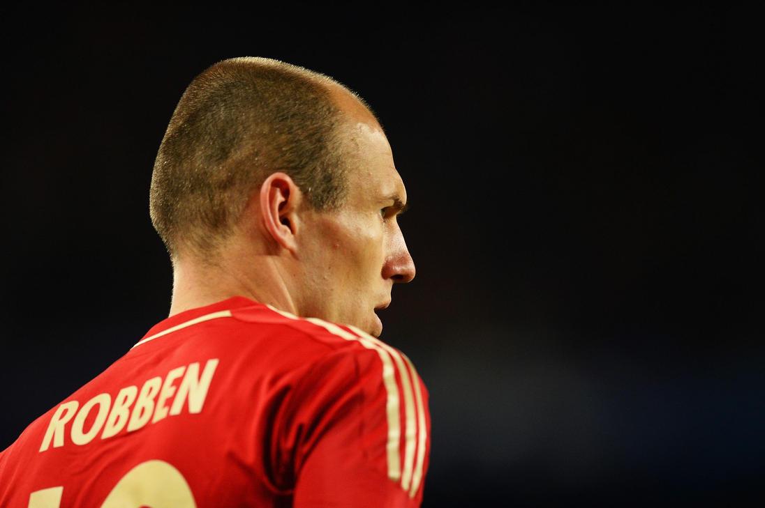 Arjen Robben by carlostacoronte on DeviantArt