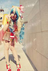 Nia Teppelin - Princess by Sora-Phantomhive