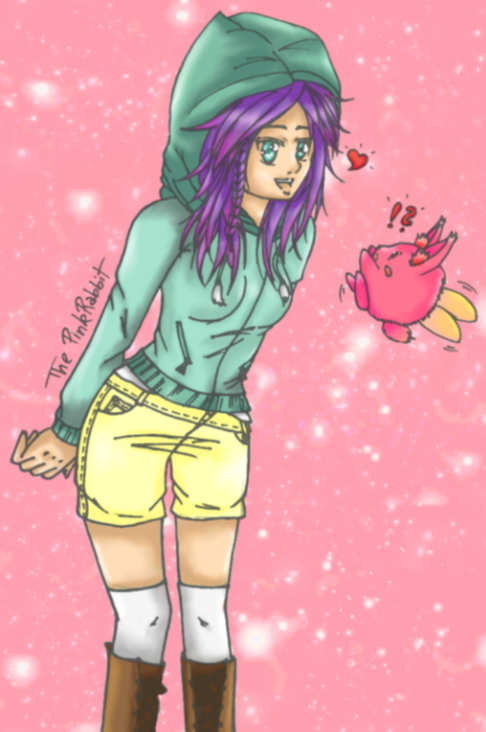 Little_Companion by ThePinkRabbits