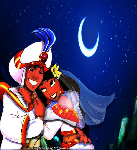 Arabian nights by PrincessOfCorona