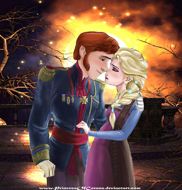 Expecting: Hans and Elsa by PrincessOfCorona
