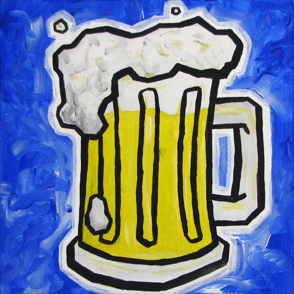 Beer by alispagnola