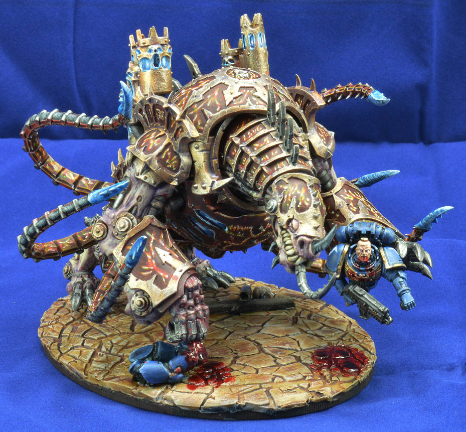 Maulerfiend II: The Emperor Protects... NOT!