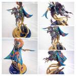 High King Volturnos Collage by Minisnatcher