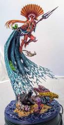 Eidolon of Mathlann Aspect of the Sea by Minisnatcher