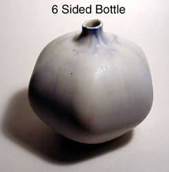 6 Sided Bottle