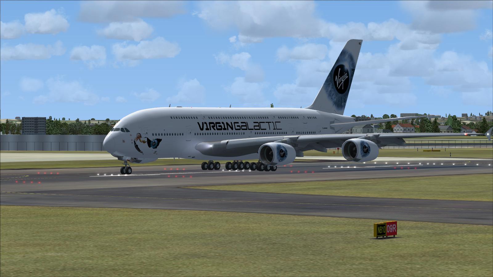 airbus a380 crash