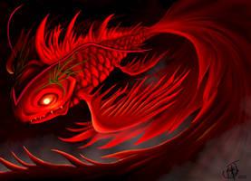 Hell Fishy by iancjw