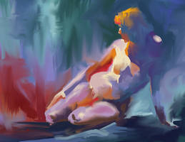 Quick Figure Study 03 by iancjw