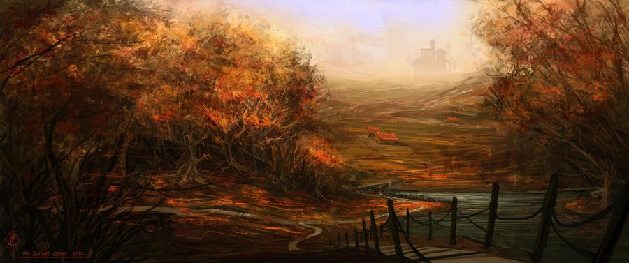Autumn by iancjw