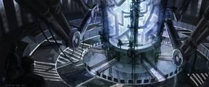 Portal - Scifi by iancjw