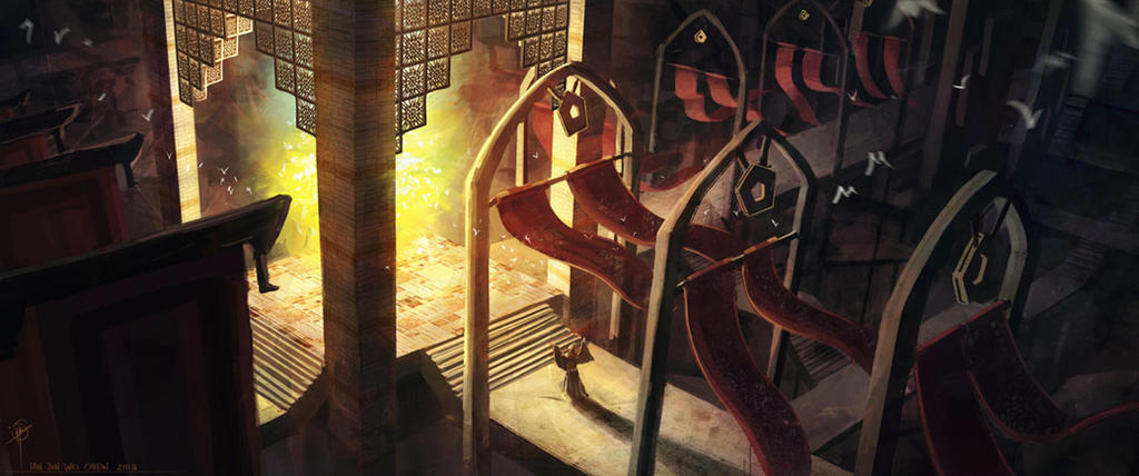 Portal - Fantasy by iancjw