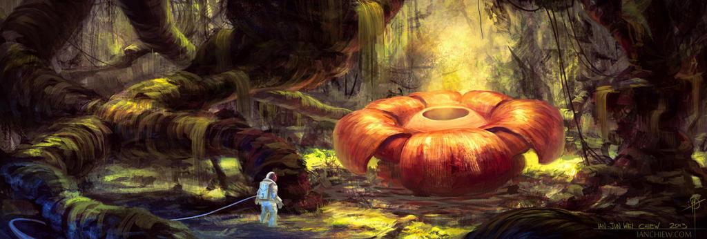 Rafflesia by iancjw
