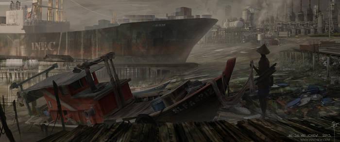 Desolate by iancjw