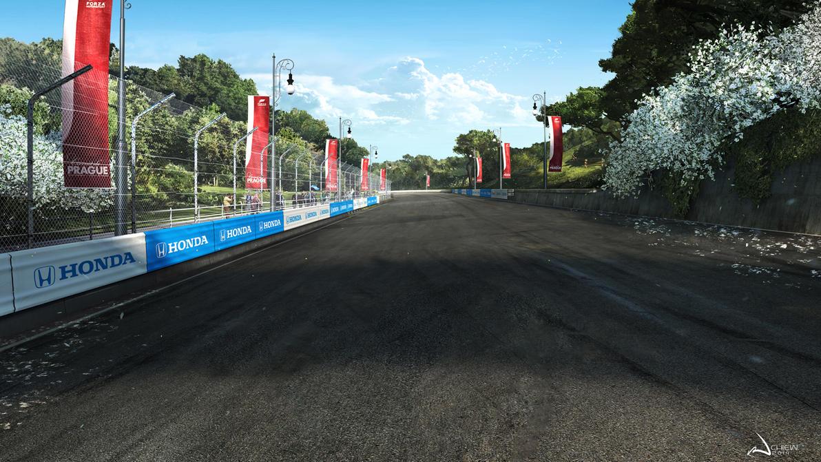 Forza Motorsport 6 - Prague by iancjw