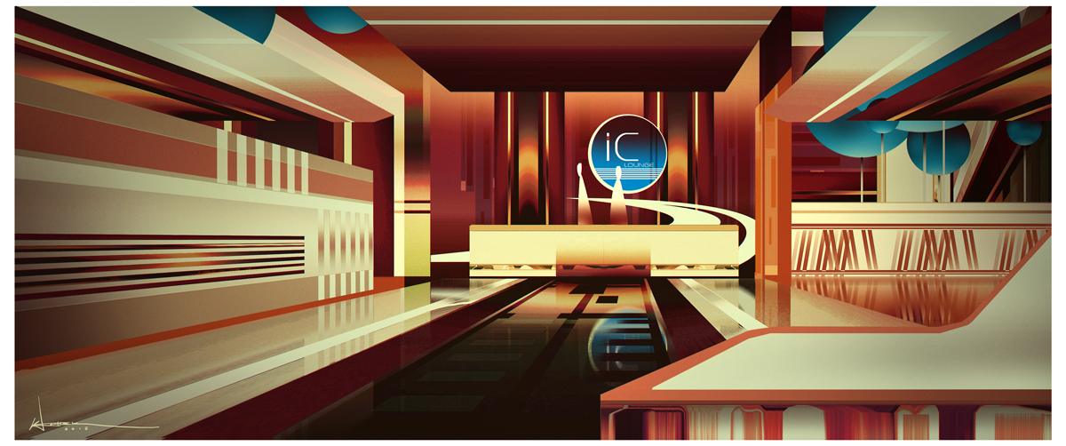 IC Lounge by iancjw