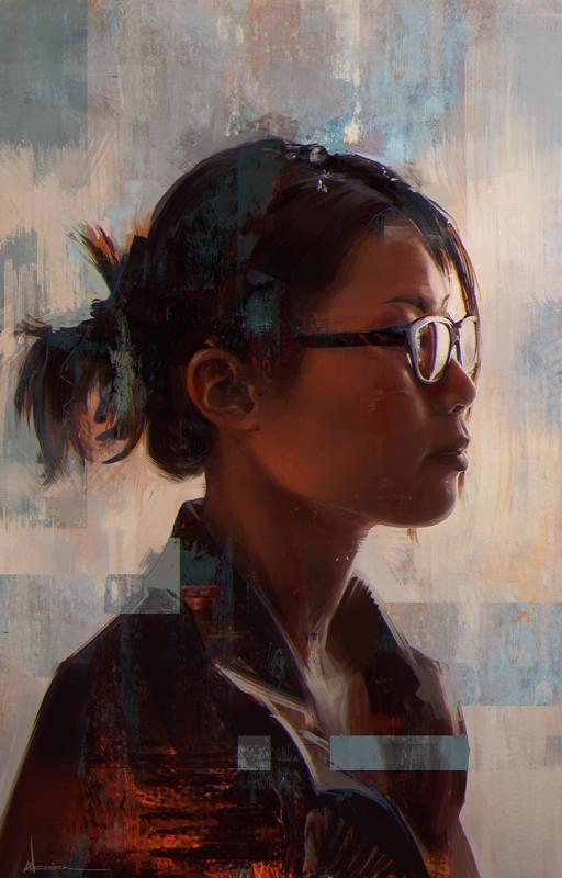 Susan by iancjw