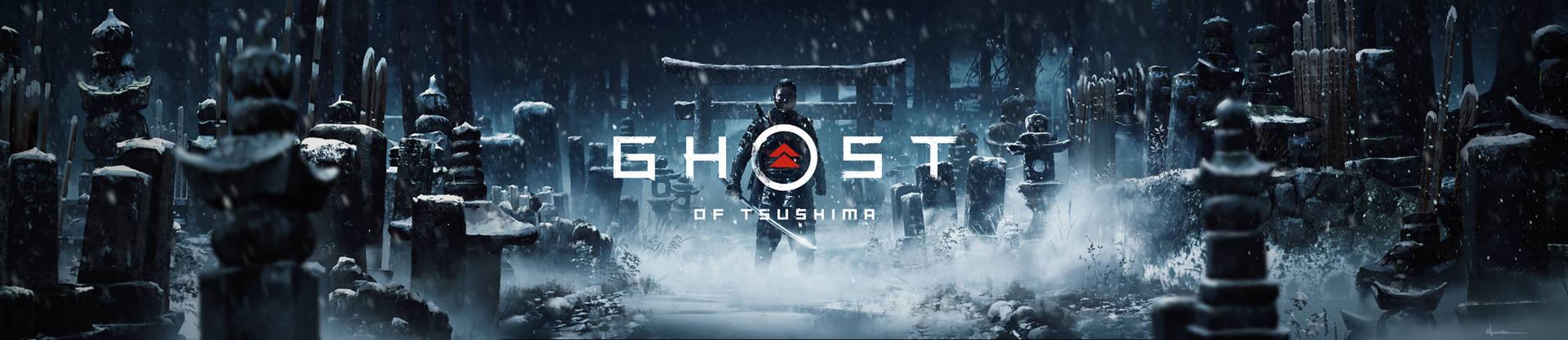 Ghost of Tsushima Key Art