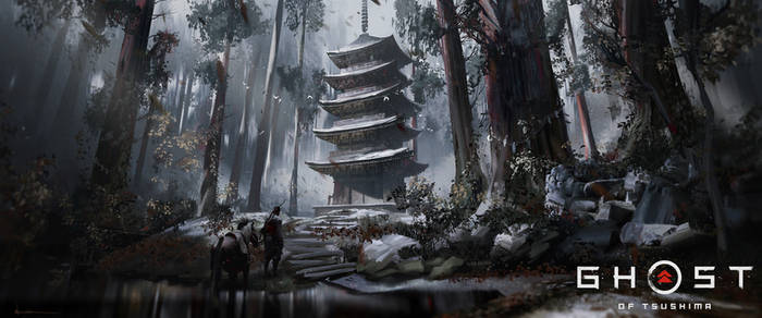 Ghost of Tsushima - Pagoda