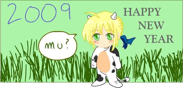 TM.Ox year by Biruchi