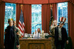 Sherlock Holmes in the White House - FanArt Mashup