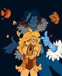 mission 1 (blue amber)