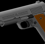 M1911A1 by drysmian