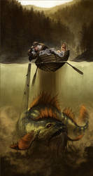 The Perch catcher by MinnaSundberg