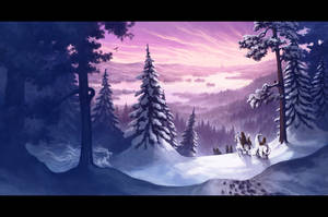 'The Winter Tree'-cd cover