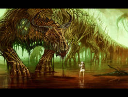 Nuclear Fallout Dragon